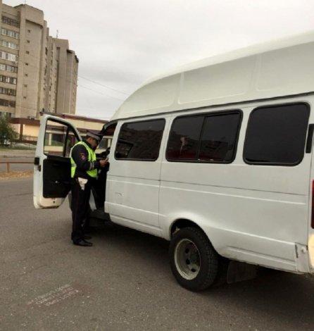 В Астраханской области стартовал «Безопасный маршрут»