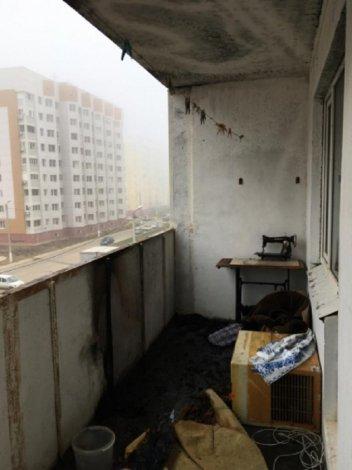 В Астрахани из огня спасли двух человек
