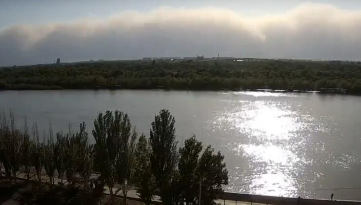 13 октября в Астрахани и окрестностях возможна пыльная буря