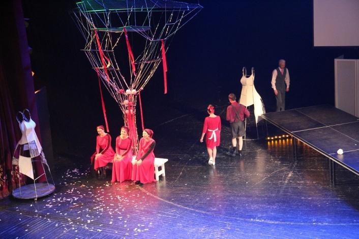 Астраханский драмтеатр покажет свои спектакли в Пскове