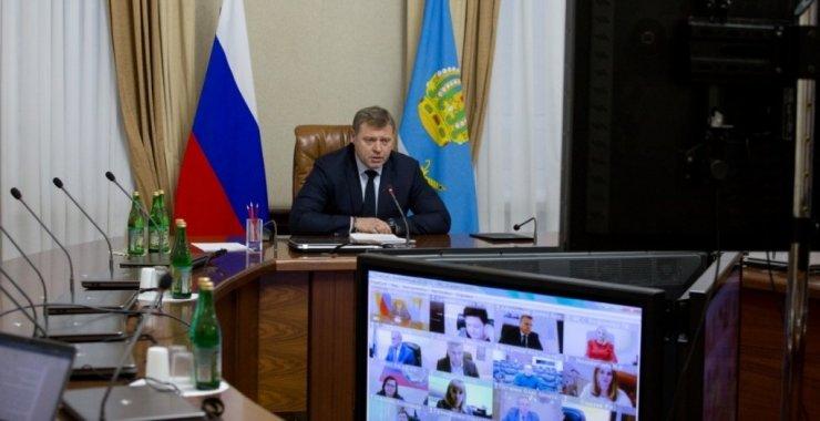 Игорь Бабушкин прокомментировал кадровые решения в астраханской медицине