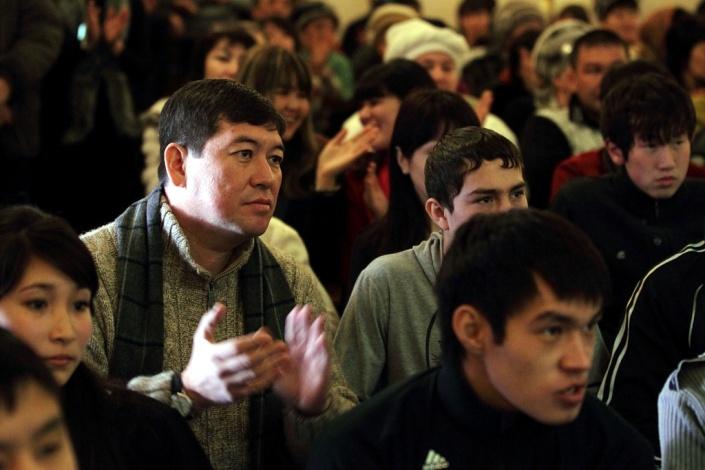Экс-глава администрации астраханского губернатора Шантимиров дал комментарий СМИ-иноагенту