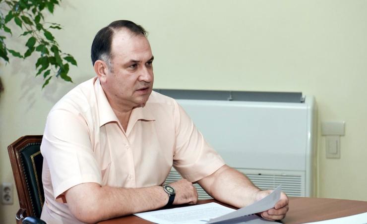 Уволен директор астраханского фонда ОМС Цих