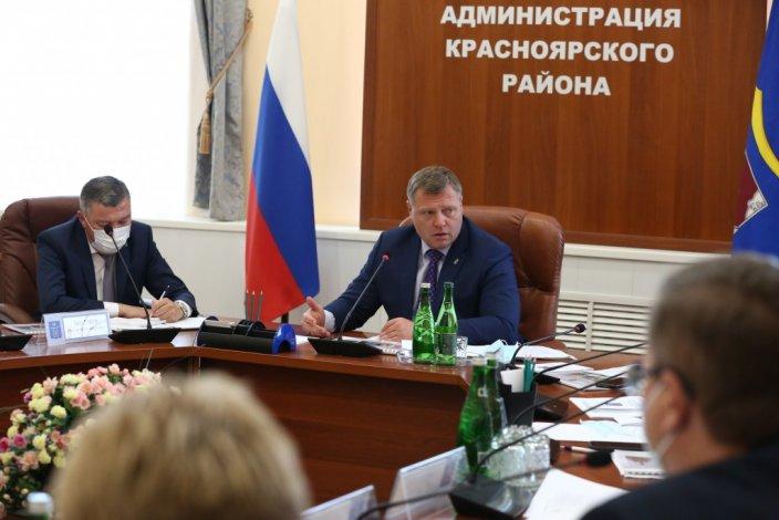 Не Газпромом единым должен жить Красный Яр
