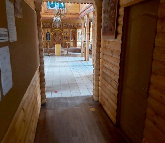 В Астраханской области рецидивист обокрал храм