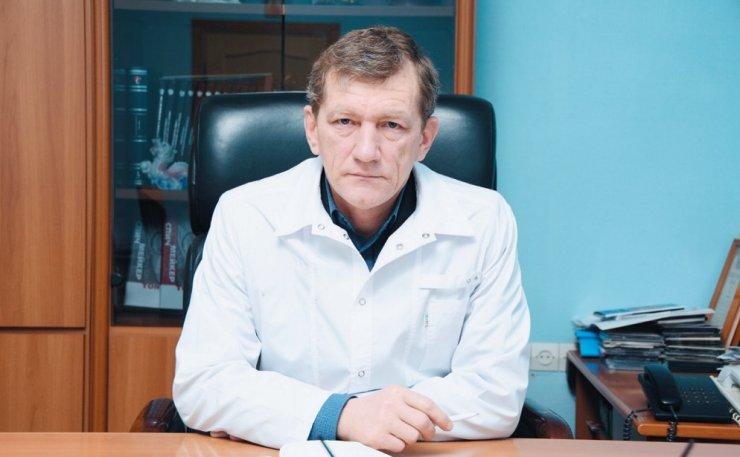 Астраханский обминздрав возглавил Фёдор Орлов