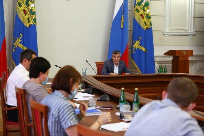 Астраханцы выберут по проекту «Народный бюджет» объекты для благоустройства