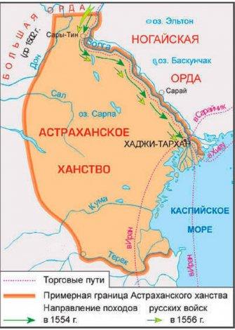 Астрахань отмечает день присоединения к России