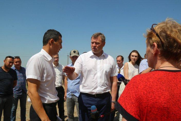 Игорь Бабушкин в Приволжском районе решил несколько проблем