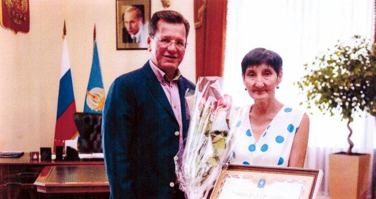 В Астрахани скончалась известная общественница