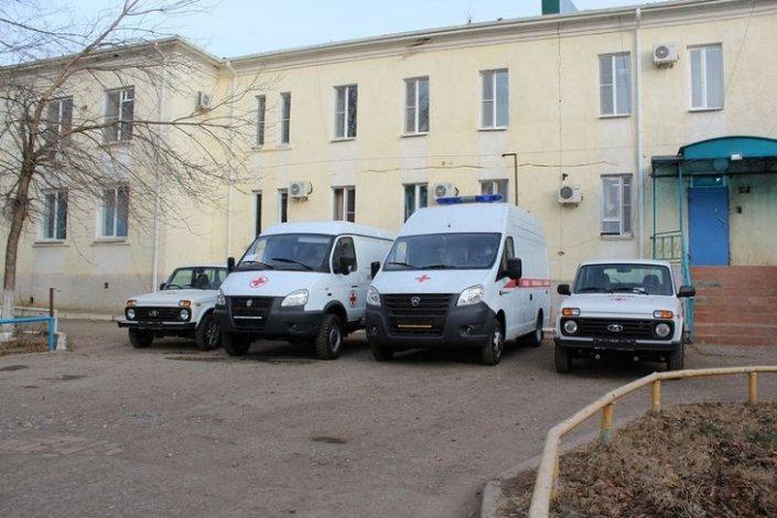 Ещё в одной больнице Астраханской области обнаружен очаг COVID-19
