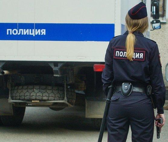 Под Астраханью напали на сотрудницу полиции