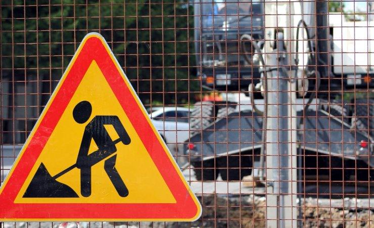 На водопроводных сетях Астрахани произошло сразу четыре аварии