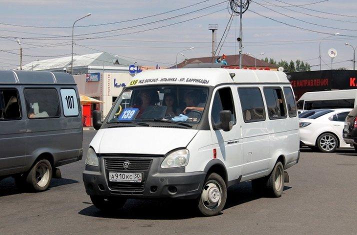Маршрут «Астрахань - Икряное» работал с нарушениями, пока не вмешался губернатор