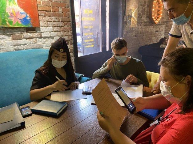 Астраханские кафе проверили