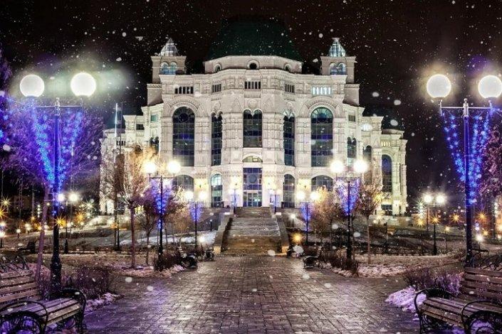 Астраханский театр оперы и балета продолжает большой гастрольный сезон