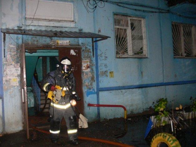 Подробности пожара на Татищева: кто поджёг три квартиры?