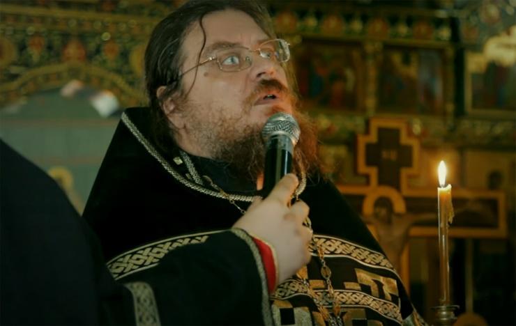 Константин Осацкий – о суде над Христом
