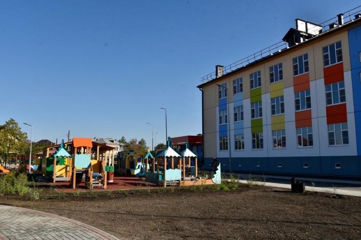 В Астрахани готовится к открытию новый детский сад на 330 мест