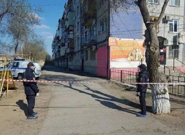 Жильцов оцепленного общежития в Астрахани обеспечили едой