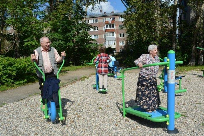 В Астраханском университете создан оздоровительный проект для пенсионеров