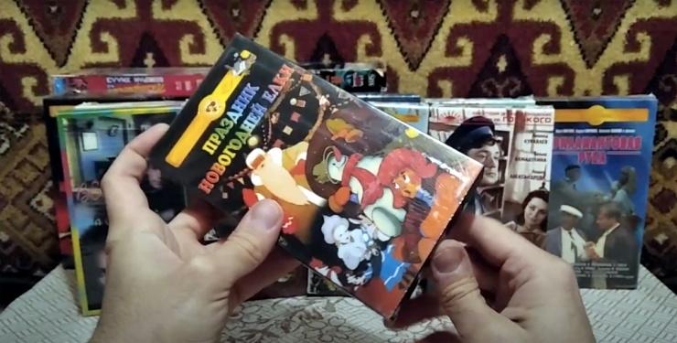О видеосалонах в Астрахани времён СССР