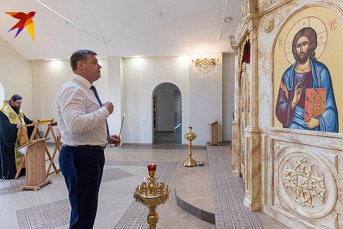 Игорь Бабушкин и Церковь: о вере, религии и астраханцах