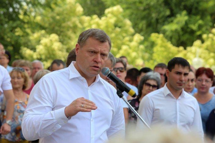 Игорь Бабушкин в Ахтубинске рекомендовал чиновникам говорить людям правду