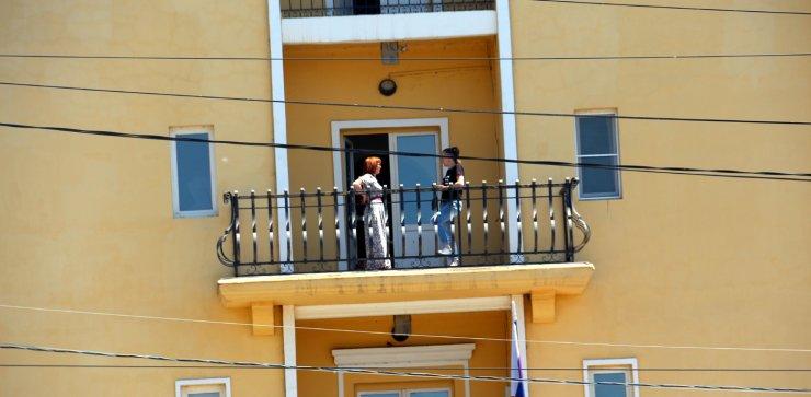 Балконная жизнь Астрахани в третьем десятилетии XXI века
