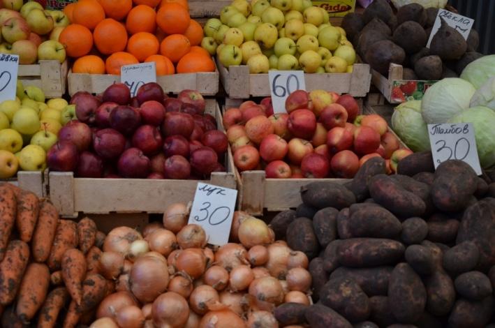 Астраханьстат подвел итоги наблюдений за ценами на продукты