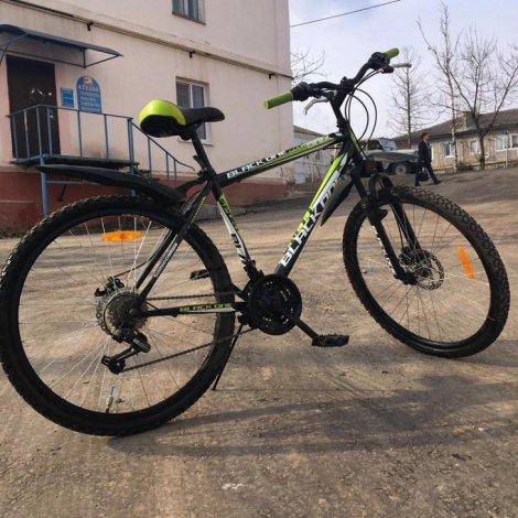 В Астрахани из пункта проката похищен велосипед
