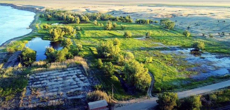 Под Астраханью созданы две новые природные заповедные территории