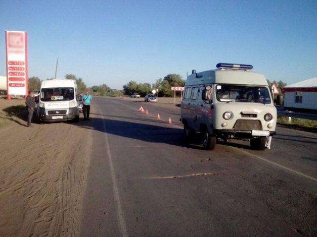 В Астрахани судят водителя скорой, сбившей ребенка