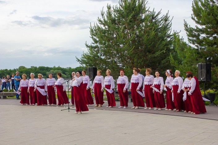 Сегодня на Петровской набережной состоится большой фольклорный праздник