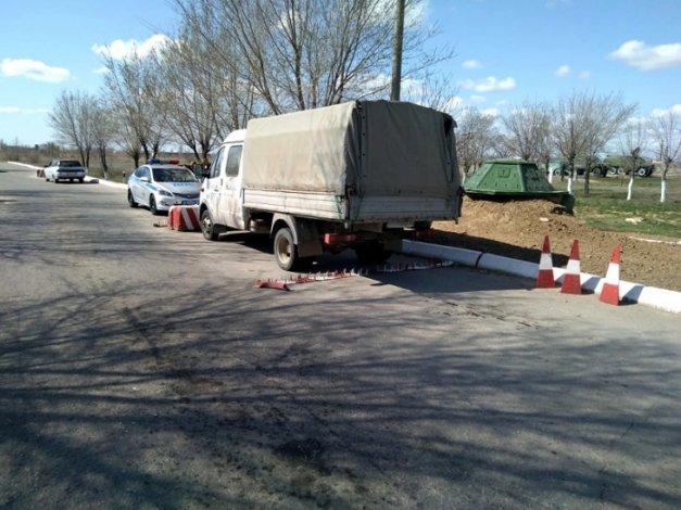Под Астраханью за рулем «Газели» задержан 11-летний нарушитель карантина
