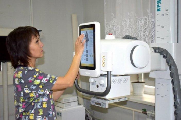 В астраханскую детскую больницу поступило современное оборудование