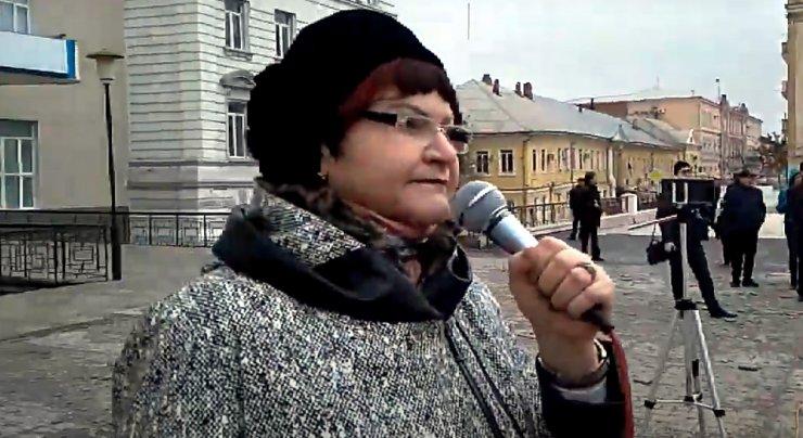 В Астрахани готовятся к суду над Галиной Морозовой