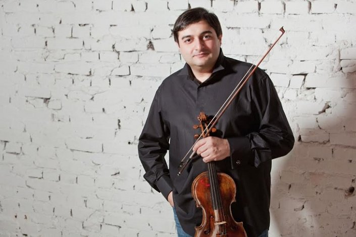 В Астрахани пройдёт концерт знаменитого скрипача Графа Муржи