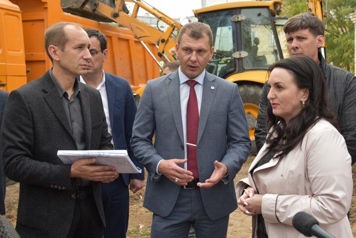 Виктор Корженко приступил к исполнению обязанностей главы администрации