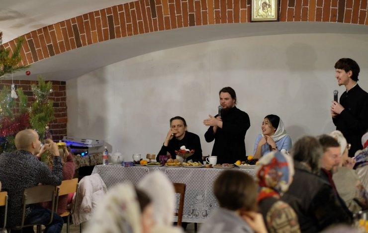 Астраханцы сыграли в церкви в православный Брейн-ринг