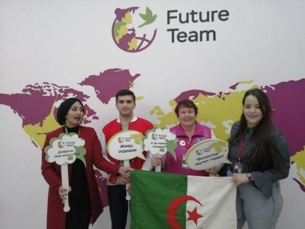 Серебряные волонтёры Астраханской области приняли участие в международном форуме