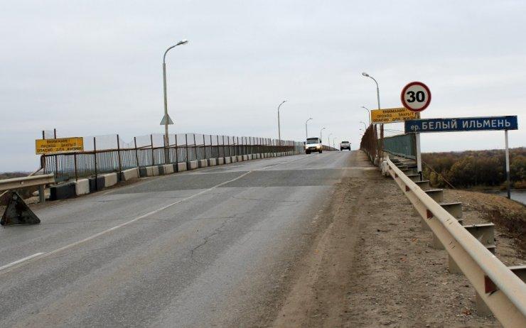 Капремонт моста под Астраханью едва не сорвался