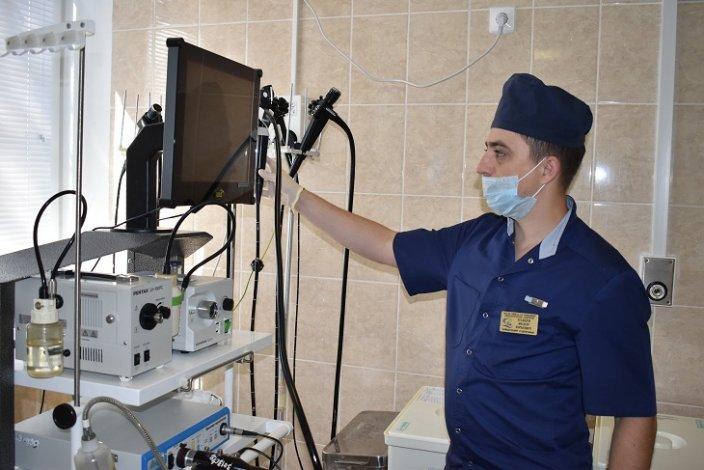 В астраханской детской больнице стали проводить гастростомию