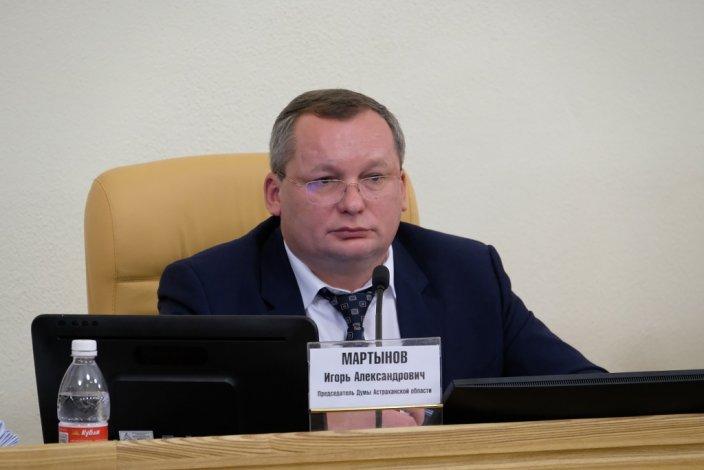 Лидер астраханской ЕР отреагировал на заявление журналиста о грозных сообщениях депутата