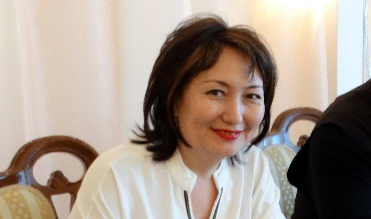 Новоиспечённый гражданин РФ благодарит астраханскую общественницу