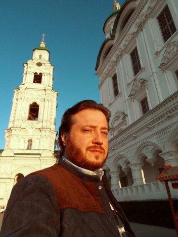 Ростом Иашвили: Без любви ничего невозможно сделать