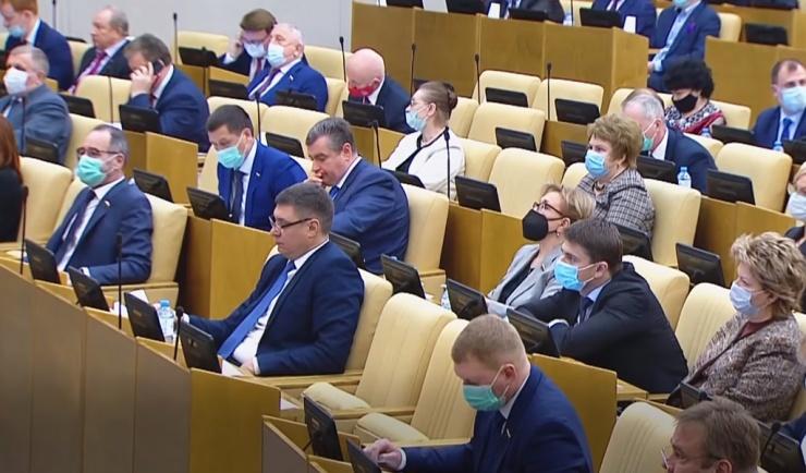 Ротация депутатов в Госдуме может оказаться более значительной