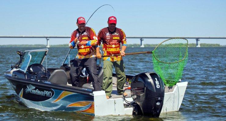 В Астрахани пройдут соревнования Лиги Профессиональных рыболовов