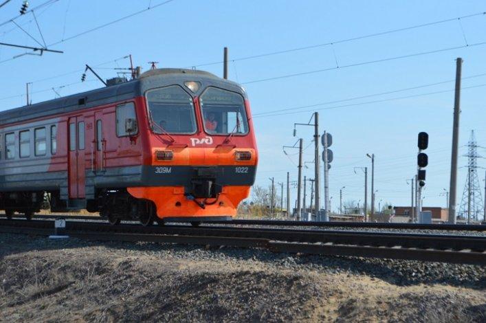С 1 апреля в Астрахани меняется расписание пригородных поездов