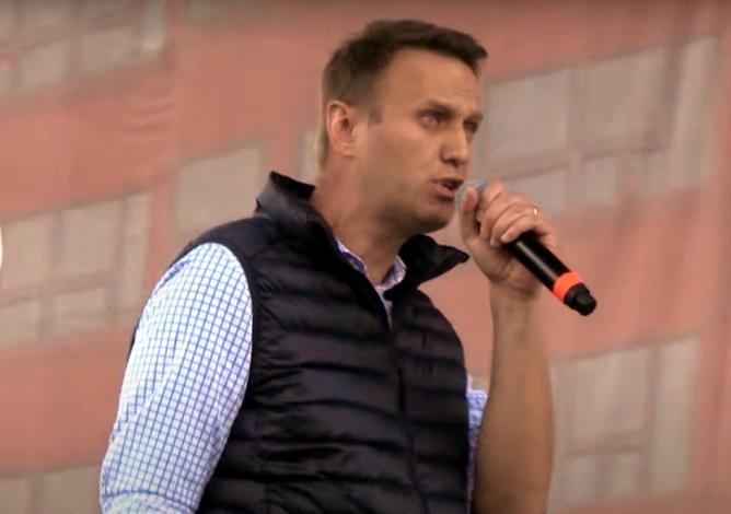 О Навальном и Платошкине